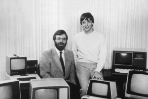 Microsoft - The Early Days