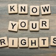 Know Your Rights PHOTO