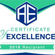 Advisory Excellence - 2018 Certificate of Excellence Logo